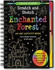 Scratch & Sketch Enchanted Forest Cover Image