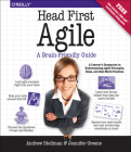 Head First Agile: A Brain-Friendly Guide to Agile Principles, Ideas, and Real-World Practices Cover Image