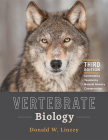 Vertebrate Biology: Systematics, Taxonomy, Natural History, and Conservation Cover Image
