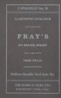 The John S. Fray Company 1911 Catalogue No. 26 Cover Image