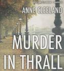 Murder in Thrall (Acton and Doyle Scotland Yard Mysteries) Cover Image