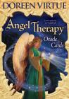Angel Therapy Oracle Cards: A 44-Card Deck and Guidebook Cover Image