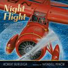 Night Flight: Amelia Earhart Crosses the Atlantic Cover Image