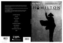 Hamilton - 10 Selections from the Hit Musical: Music Minus One Vocals Cover Image