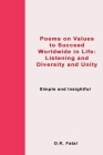 Poems on Value to Succeed Worldwide in Life: Listening and Diversity and Unity: Simple and Insightful Cover Image