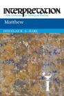 Matthew (Interpretation: A Bible Commentary) Cover Image