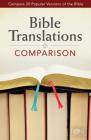Bible Translations Comparison P: Compare 20 Popular Versions of the Bible (Compare 20 Bible Translations) Cover Image