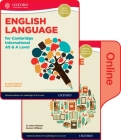 English Language for Cambridge International as and a Level Student Book & Token Online Book Cover Image