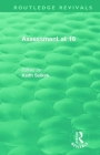 Assessment at 16 (Routledge Revivals) Cover Image
