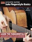 Acoustic Guitar Solo Fingerstyle Basics: Book with Online Audio [With CD] (Acoustic Guitar Private Lessons) Cover Image
