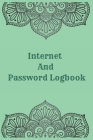 Internet And Password Logbook: Vol 25 Password Keeper Notebook Organizer Small Notebook For Passwords Journal Username and Password Notebooks Logbook Cover Image