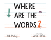 Where Are the Words? Cover Image
