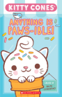 Anything is Paws-ible (Kitty Cones) : The Official A-Meow-Zing Kitty Cones Pawbook! (Kitty Cones) Cover Image