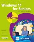 Windows 11 for Seniors in Easy Steps Cover Image