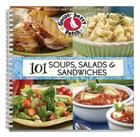 101 Soups, Salads & Sandwiches Cover Image
