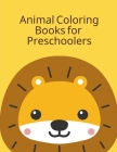 Animal Coloring Books for Preschoolers: Coloring Pages Christmas Book, Creative Art Activities for Children, kids and Adults (Early Childhood Education #6) Cover Image
