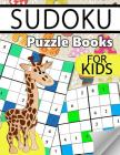 Sudoku Puzzle Books for Kids: Brain Games Cover Image