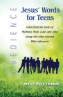 Jesus' Words for Teens--Obedience--Teen Edition Cover Image
