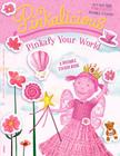 Pinkalicious: Pinkafy Your World: A Reusable Sticker Book Cover Image