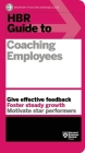 HBR Guide to Coaching Employees (HBR Guide Series) Cover Image