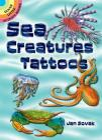 Sea Creatures Tattoos (Dover Tattoos) Cover Image