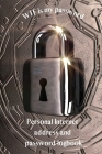 Password Logbook: Personal Internet Address and Password Logbook Cover Image