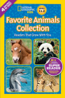 National Geographic Readers: Favorite Animals Collection Cover Image