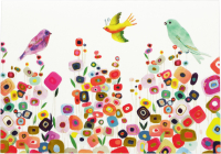 Candy Garden Note Cards Cover Image