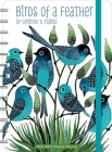 Geninne Zlatkis 2021 - 2022 On-The-Go Weekly Planner: Birds of a Feather Cover Image