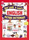 Just Look 'n Learn English Picture Dictionary (Just Look 'n Learn Picture Dictionary) Cover Image