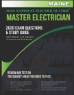 Maine 2020 Master Electrician Exam Study Guide and Questions: 400+ Questions for study on the 2020 National Electrical Code Cover Image