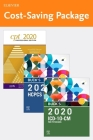 Buck's 2020 ICD-10-CM Physician Edition, 2020 HCPCS Professional Edition and AMA 2020 CPT Professional Edition Package Cover Image