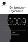 Contemporary Ergonomics 2009: Proceedings of the International Conference on Contemporary Ergonomics 2009 Cover Image