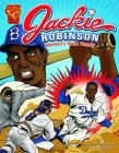 Jackie Robinson: Baseball's Great Pioneer (Graphic Library: Graphic Biographies) Cover Image