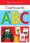 ABC Flashcards: Scholastic Early Learners (Flashcards) Cover Image