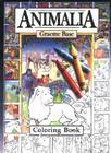 Animalia Coloring Book Cover Image