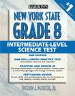Barron's New York State Grade 8 Intermediate Level Science Test Cover Image