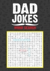 Dad Jokes Word Search Cover Image