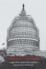 Congress's Constitution: Legislative Authority and the Separation of Powers Cover Image