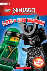 Lloyd vs. Lord Garmadon (LEGO NINJAGO: Scholastic Reader, Level 2 with stickers) Cover Image