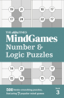 The Times MindGames Number & Logic Puzzles: Book 3 Cover Image