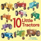 10 Little Tractors (10 Little Vehicles) Cover Image