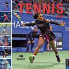 Tennis 2019 Wall Calendar: The Official U.S. Open Calendar Cover Image