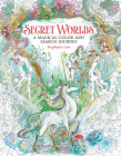 Secret Worlds: A Magical Color and Search Journey Cover Image