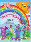 Schmetterling Malbuch für Kinder: Schmetterling Färbung Buch für Kinder: Niedliche und farbenfrohe Schmetterlinge, Beste Schmetterlingsbilder für Kind Cover Image