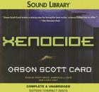 Xenocide Cover Image