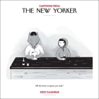 Cartoons from The New Yorker 2022 Wall Calendar Cover Image