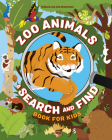 Zoo Animals: A Search and Find Book for Kids Cover Image