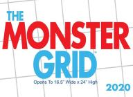 Cal 2020-Monster Grid Wall Cover Image