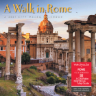 A Walk in Rome 2021 Wall Calendar Cover Image